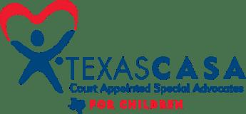 Texas CASA Logo