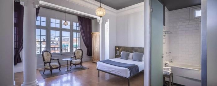 Private Suite room in Casa Gracia Barcelona