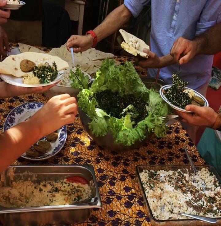 Brunch Tradicional da Síria   8 Abr   12h – ESGOTADO