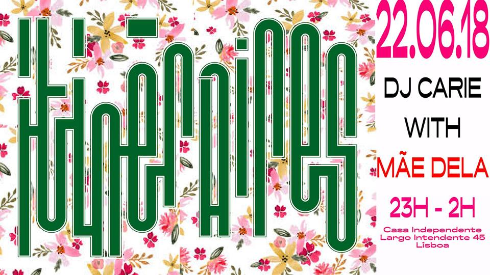 Itinéraires #18 From Originals to Beats (Dj Carie + Mãe Dela) | 22 JUN | 23H