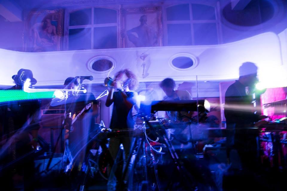 Disco Odyssey #12 – Orchestra Elastique   8 JUN   22h30