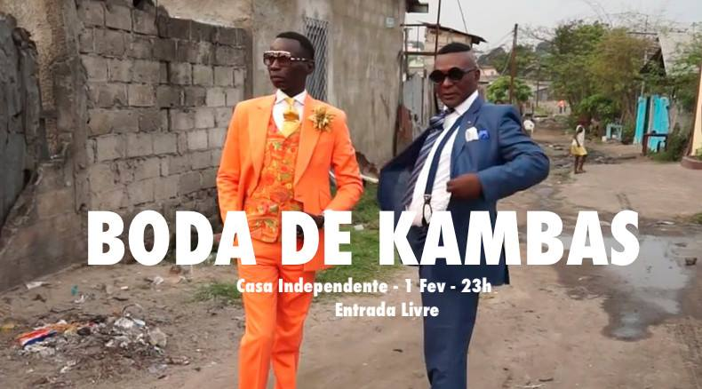 Boda de Kambas convida Mama Demba – part II | 1 FEV | 23H