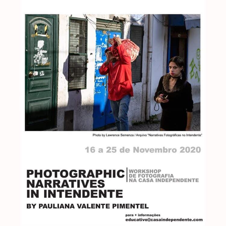 12º Workshop Narrativas Fotográficas do Intendente