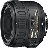 Nikkor 50 mm f1.8 lens