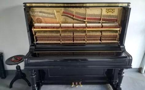 reforma de piano steinway