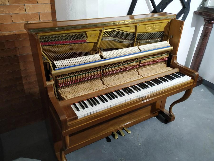 reforma de pianos