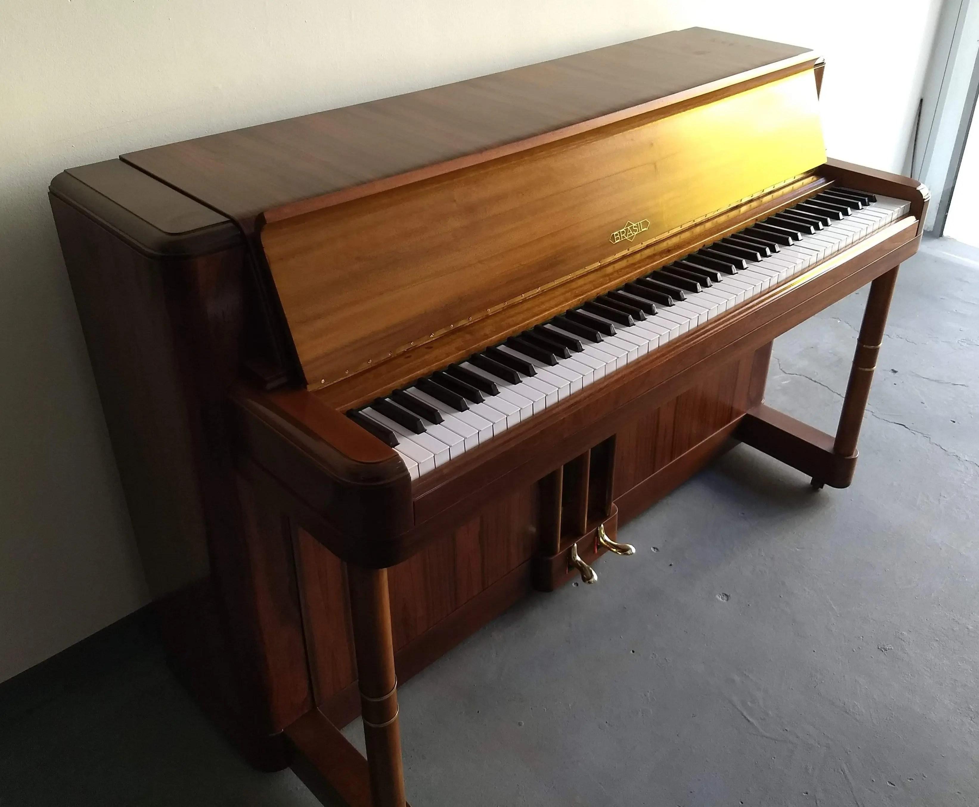 Reforma de Piano Brasil Petit