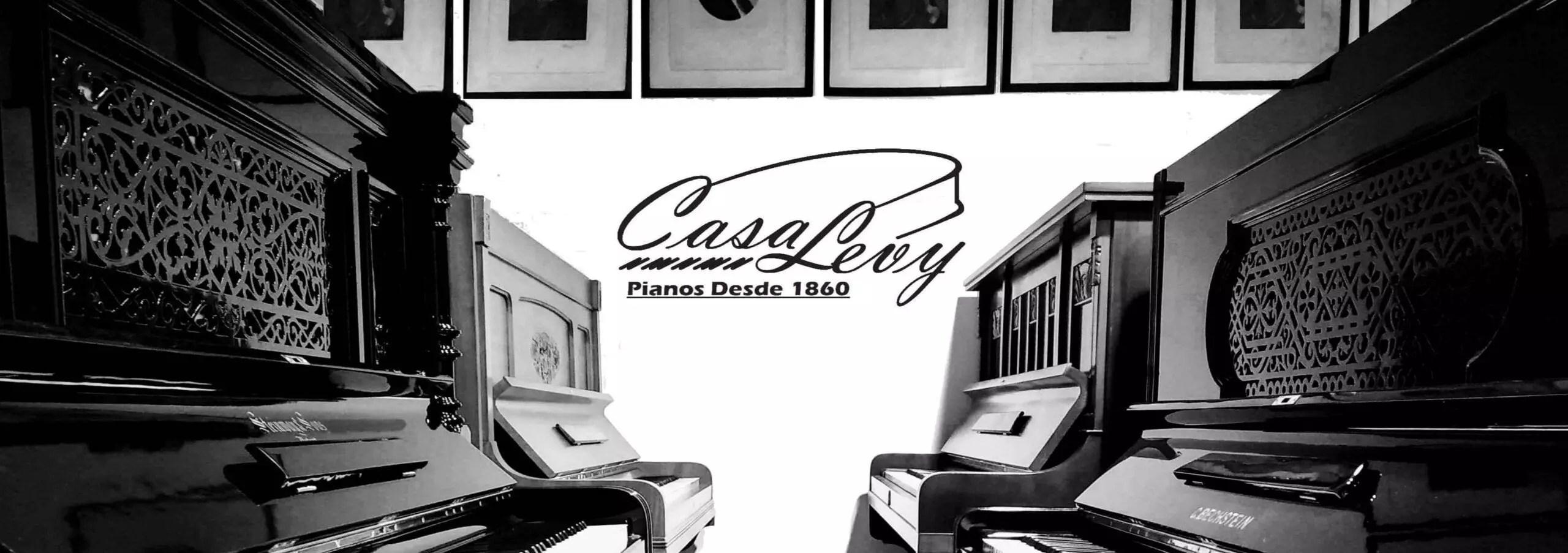 casa levy de pianos
