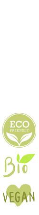 Labels écologique Bio Vegan Environnement Respect vert