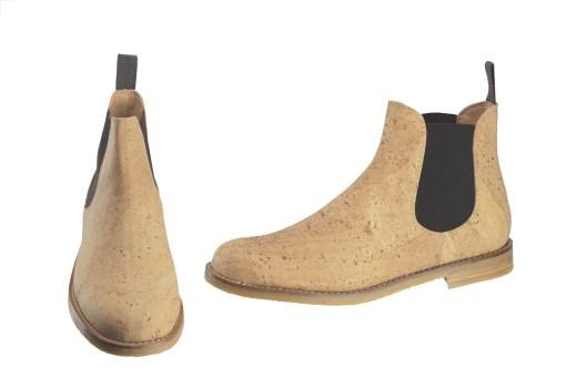 Chaussure en liège, Femme, Homme, Tendance, bois, Naturel