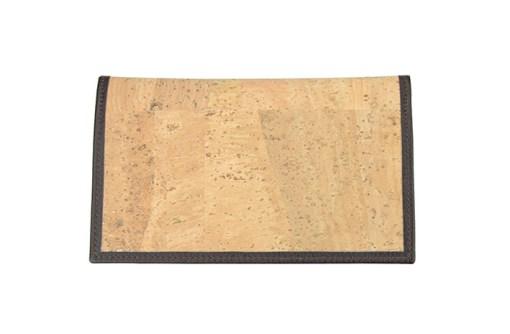 Casaliege Portefeuille en tissu de liège HUGO