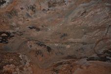 prehistoric handprints at loltun