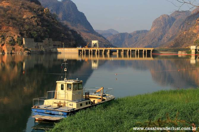 Cahora Bassa Lake