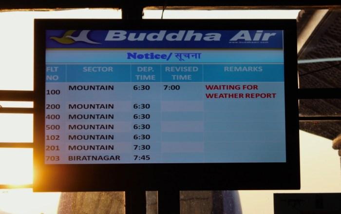 Everest Buda Air