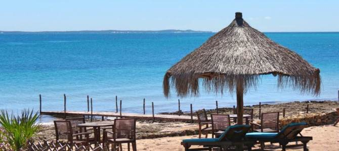 Vilanculos e a Ilha de Bazaruto