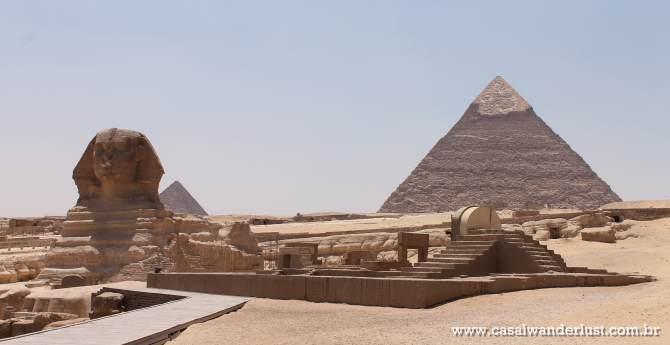 Esfinge Cairo