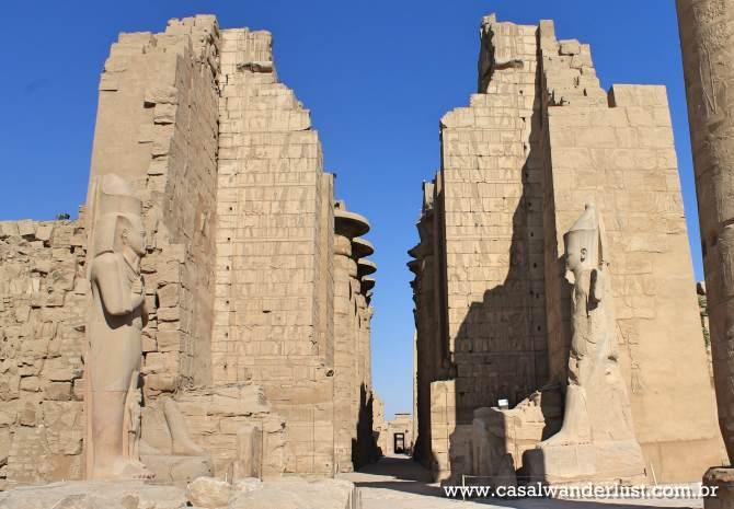 Templos Luxor