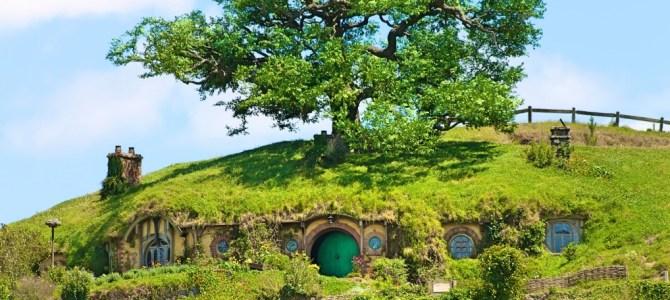 Hobbiton, visitando o Condado dos Hobbits