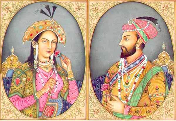 Mumtaz Mahal e Shah Jahan