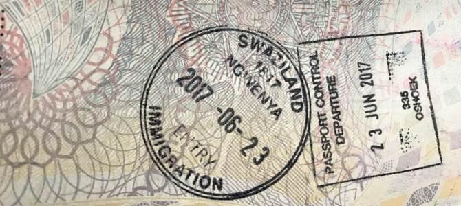Como ir de Joanesburgo até a Suazilândia