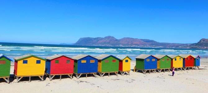 Conhecendo Cape Town de Trem