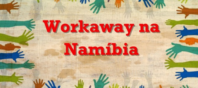 Workaway e nosso trabalho na África