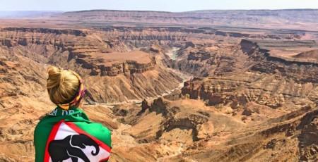 Fish River Canyon: o maior cânion da África, na Namíbia