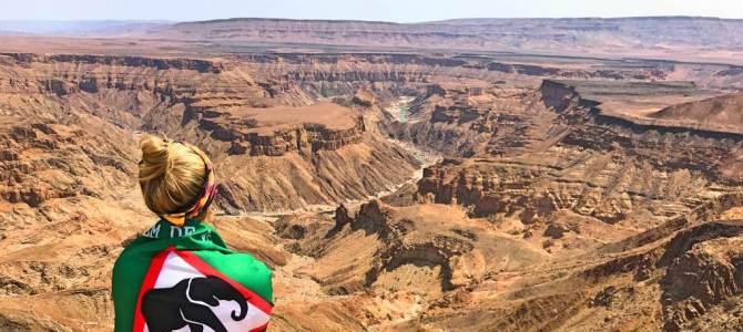 Fish River Canyon: o segundo maior cânion do mundo, na Namíbia