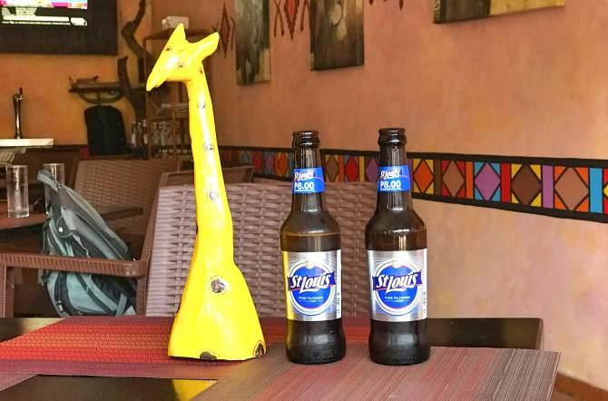 Cerveja em Botswana