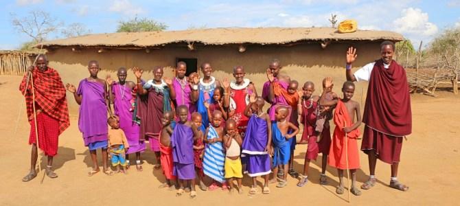Conhecendo uma autêntica tribo Masai, na Tanzânia