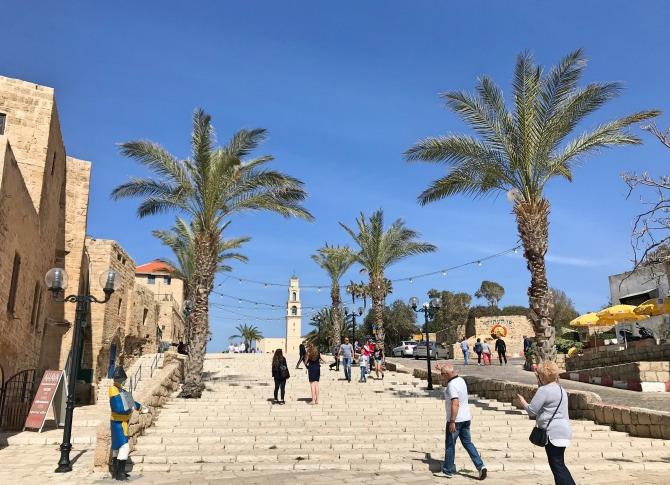 Como ir do aeroporto ao centro de Tel Aviv