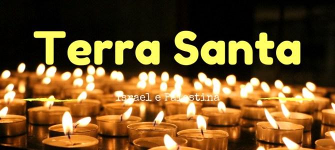 Roteiro religioso pela Terra Santa – Incluindo um bônus: Petra, na Jordânia