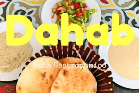 Onde comer em Dahab, no Egito. Guia gastronômico e econômico!
