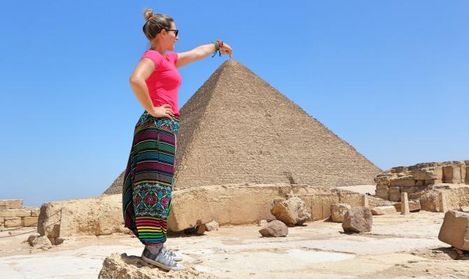 Como viajar pelo Egito