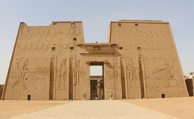 Edfu Temple Cruzeiro pelo Nilo