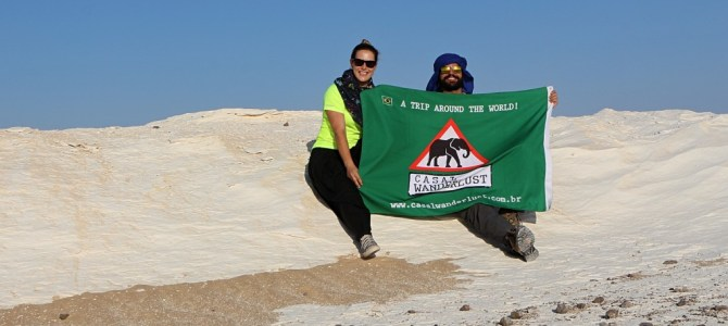 White Desert, no Egito – Quanto Custa e Como Visitar!