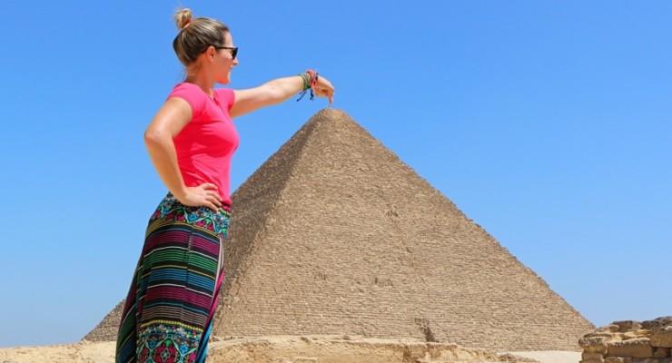 Como viajar pelo Egito com conforto e sem gastar muito