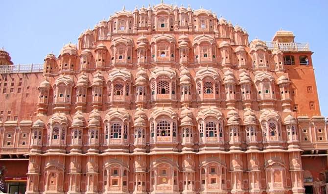 de New Delhi até Jaipur