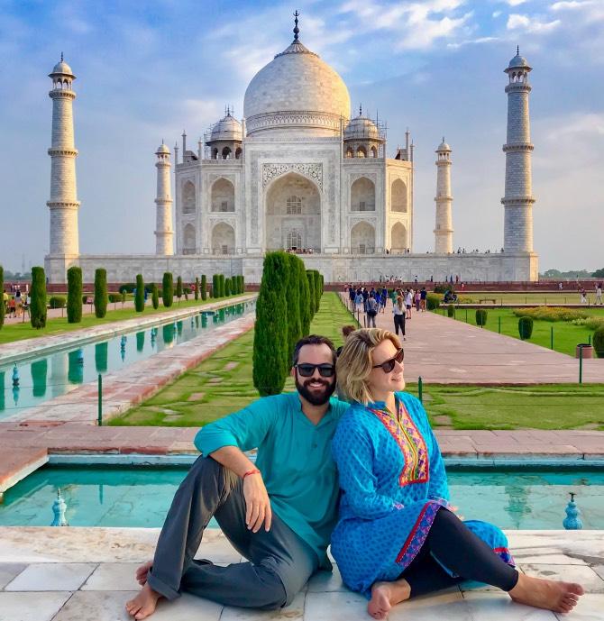 Melhor época para viajar para a Índia