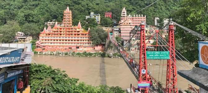 Principais atrações de Rishikesh, a cidade do Yoga na Índia