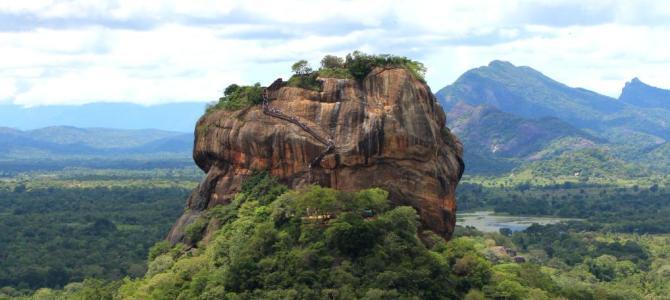 O que fazer em Sigiriya e Dambulla – Sri Lanka