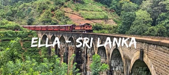 O que fazer em Ella – Sri Lanka