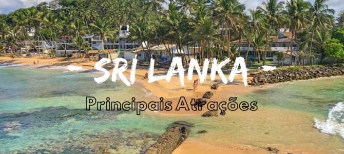 10 atrações imperdíveis do Sri Lanka