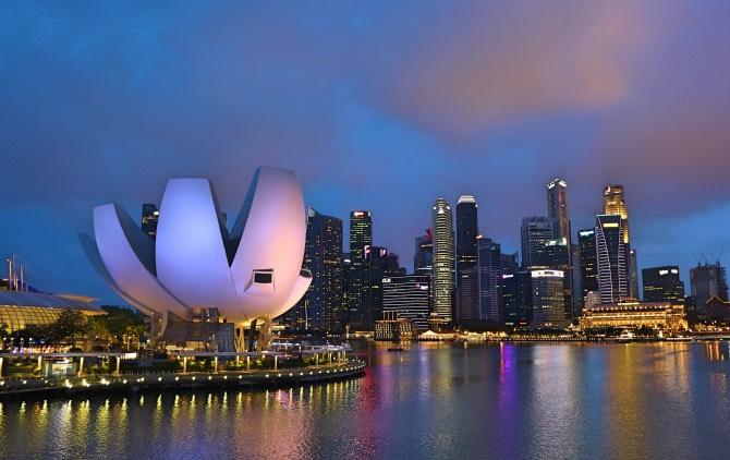 como ir da Malásia até Singapura