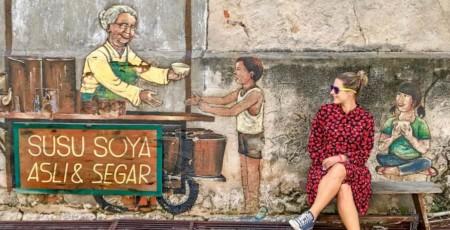 O que fazer em George Town – Malásia