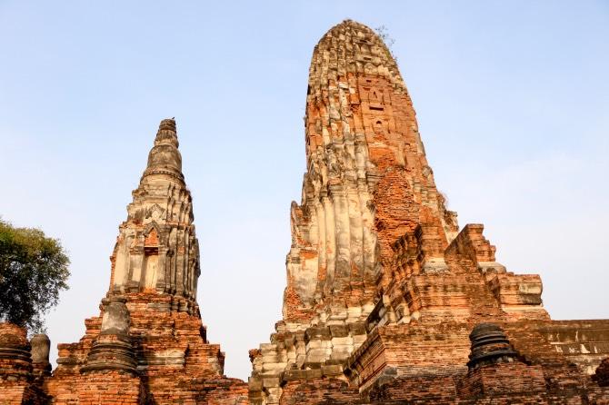 O que fazer em Ayutthaya