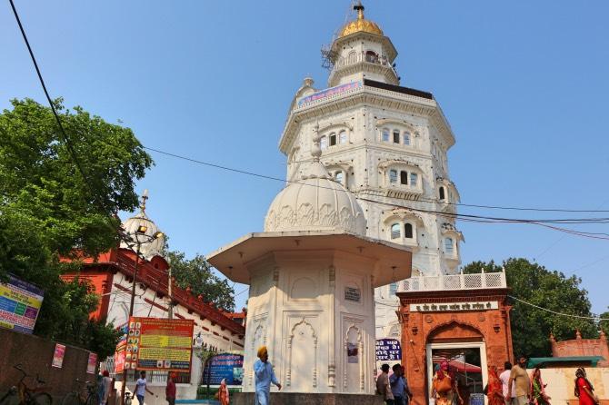 Baba Atal Sahib em Amritsar