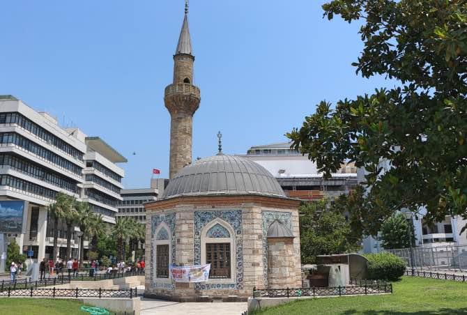 O que fazer em Izmir