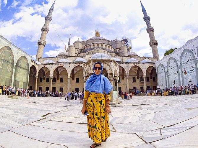 O que fazer em Istambul Blue Mosque