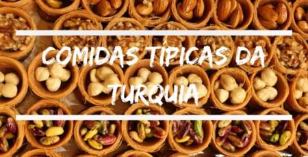 Comidas típicas da Turquia – 10 delícias para você provar